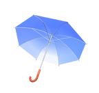 대여 우산